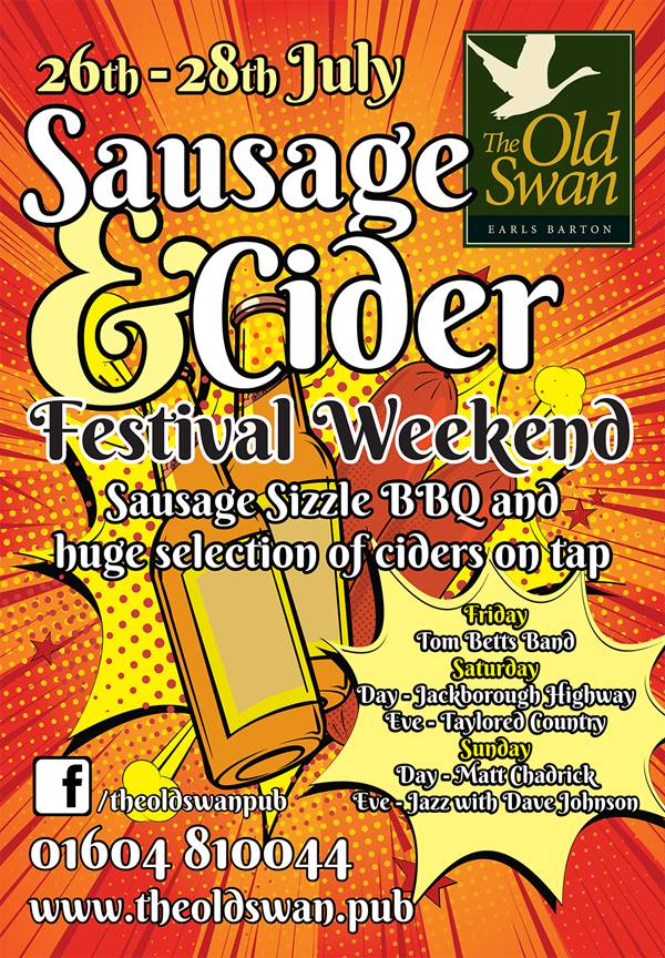 Sausage & Cider Festival Weekend
