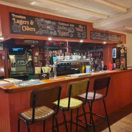 back-bar