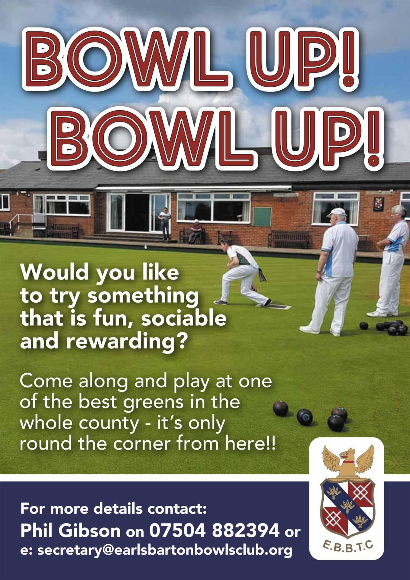 bowls poster