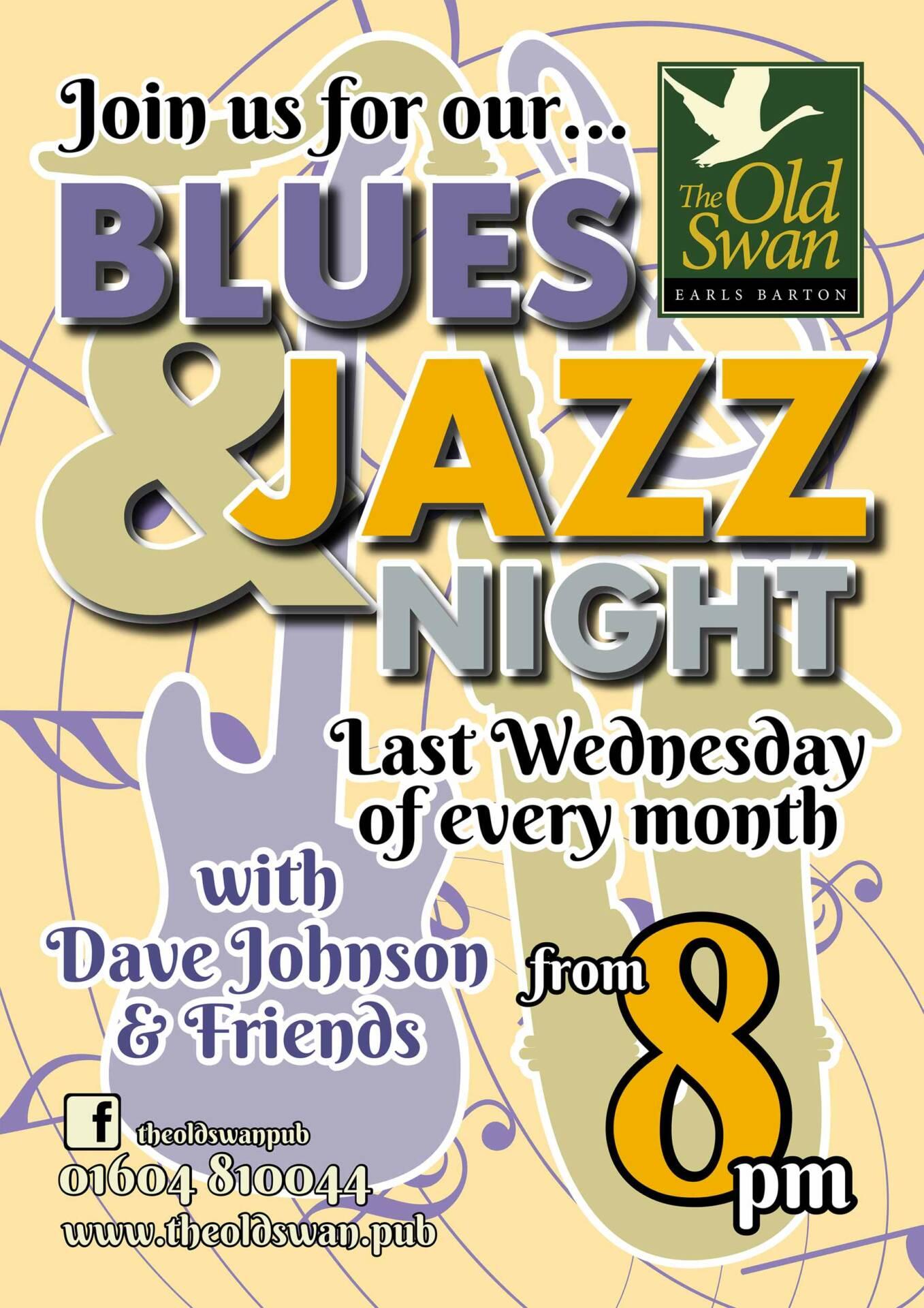 blues and jazz night