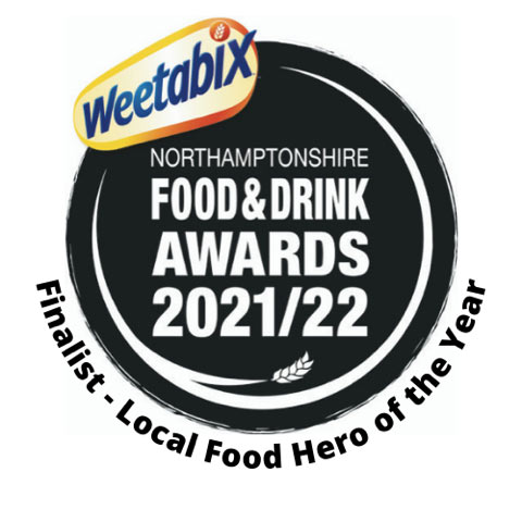 Finalist in the Local Food Hero of the Year