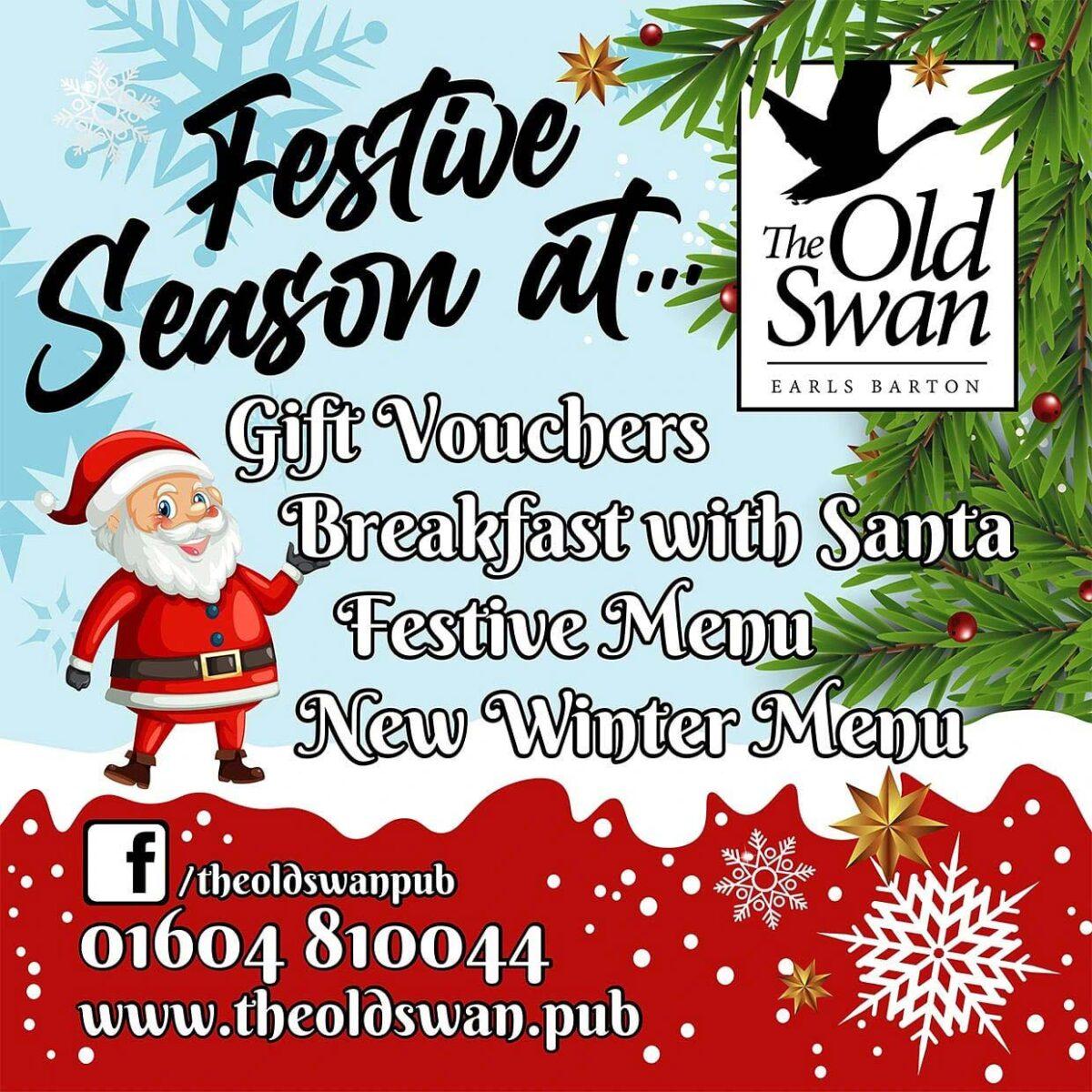 Festive Season Gift Vouchers
